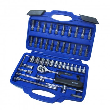 "Image for 46 Piece 1/4"" Socket Set"