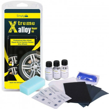 Image for Xtreme Alloy Repair Kit - Silver