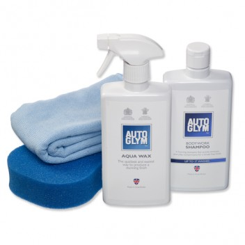 Image for Autoglym - Bodywork Wash and Protect Complete Kit