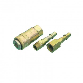 "Image for Draper 3 Piece Air Line Coupling 1/4"" BSP"