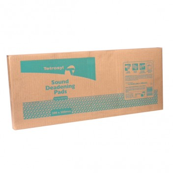 Image for Tetrosyl Sound Deadening Pad - 200mm x 500mm