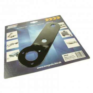 Image for Socket Mounting Plate - Single