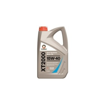 Image for Comma XT2000 15w-40 Motor Oil - 5 Litres