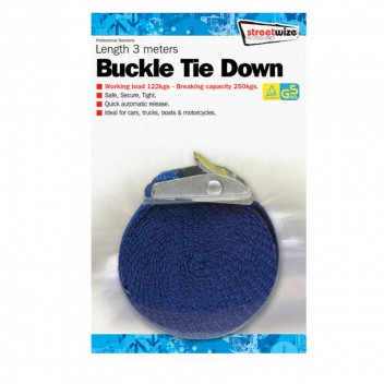 Image for 3 Metre Buckle Strap