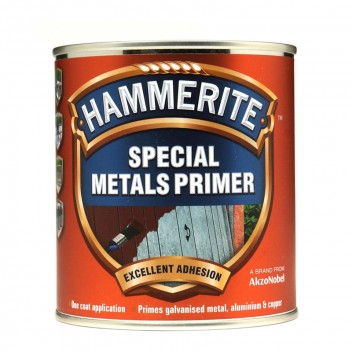 Image for Hammerite Special Metals Primer - Red - 500ml