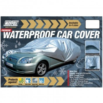 Image for Maypole Large Premium Waterproof Vented Car Cover