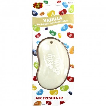 Image for Jelly Belly Air Freshener Vanilla