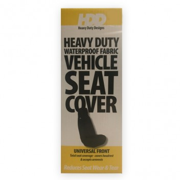 Image for Universal Front Waterproof Seat Cover - Grey