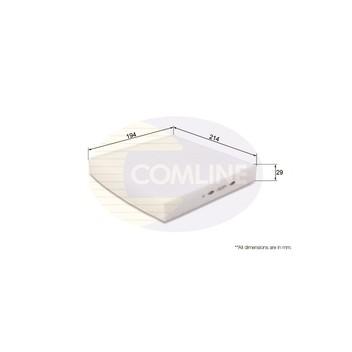 Comline EKF185 Cabin Filter