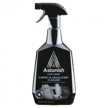 Image for Astonish Carpet and Upholstery Cleaner - 750ml