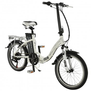 Image for Falcon Flux Folding Electric Bike
