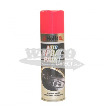 Image for Holts Pink Flourescent Spray Paint 300ml (FP13C)