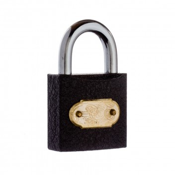 Image for Tri-Circle Iron Padlock 365/50mm