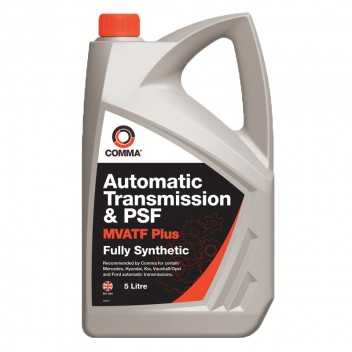 Image for Comma MV Automatic Transmission and Power Steering Fluid - 5L