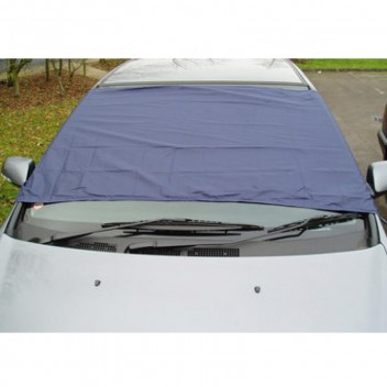 Frost Covers Car Windscreens