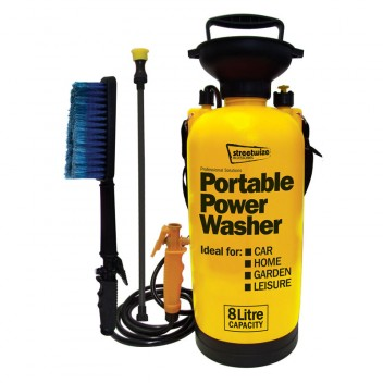 Image for Streetwize Portable Power Washer