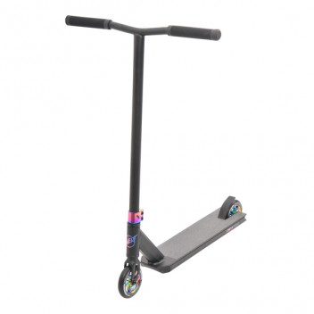 Image for Invert TS2+ Complete Stunt Scooter - Black/Neochrome