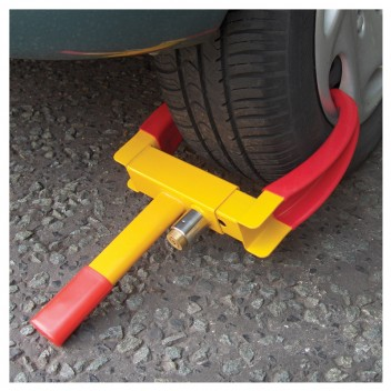 Image for New Claw Style Wheel Clamp