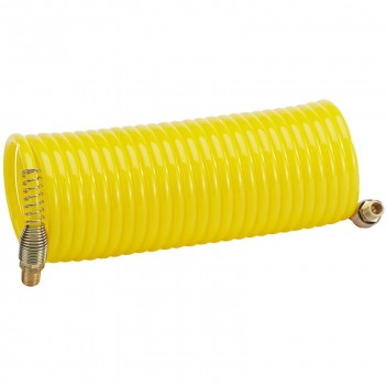 Image for Draper Recoil Air Hose 25ft 1/4""
