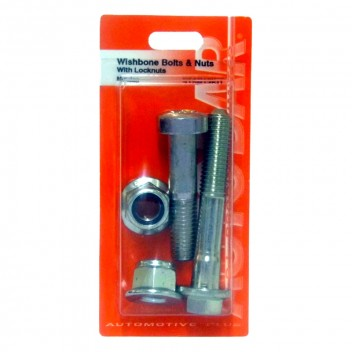 Image for Wishbone Pinch Bolt and Nuts with Locknut (Mondeo)
