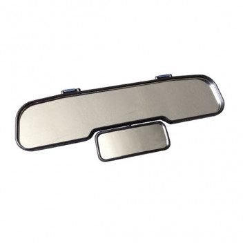 Image for Streetwize Rear Wide View Double Mirror