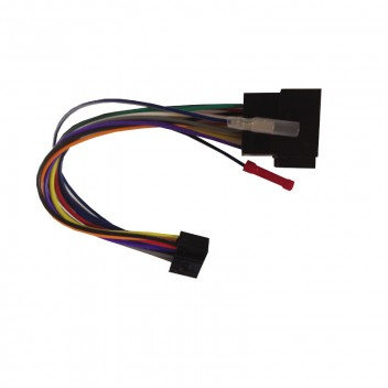 Replacement Harness - Sony 16-Pin to ISO - Wilco Direct