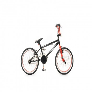"Image for BMX BiKE - Black/Red - 20"" Wheels"