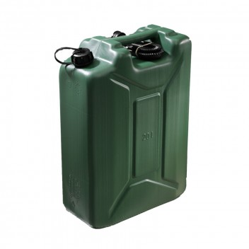 Image for Army Jerry Can Plastic 20 Litre