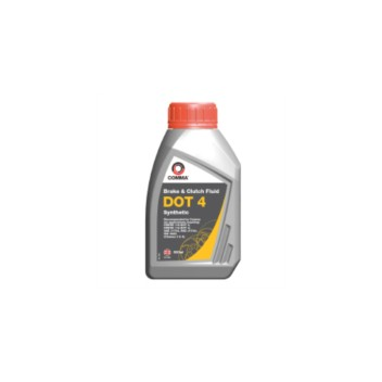 Image for Comma DOT 4 Synthetic Brake Fluid - 500ml