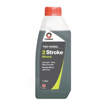 Image for Two Wheel 2 Stroke Mineral Oil - 1 Litre