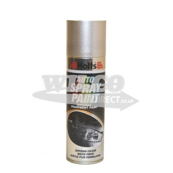 Image for Holts Silver Metallic Spray Paint 300ml (HSILM06)