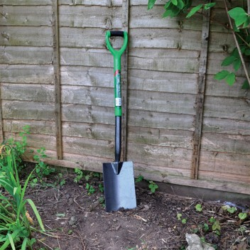 Image for Kingfisher Digging Spade