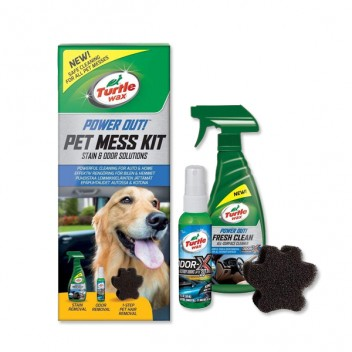 Image for Turtle Wax Power Out! Pet Mess Kit