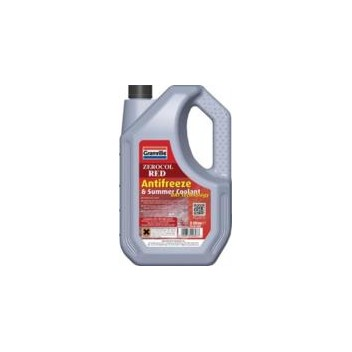 Image for Granville Zerocol Red Antifreeze - 5 Litre