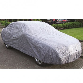 Image for Streetwize Large Fully Waterproof Car Cover