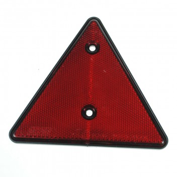 Image for Rear Reflective Trailer Triangle - Black Surround