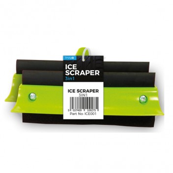Image for Simply 3-In-1 Super Squeegee & Ice Scraper