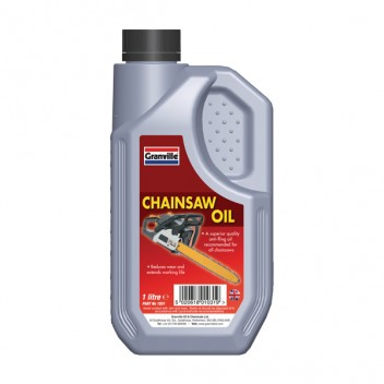 Image for Granville Chainsaw Oil - 1 Litre