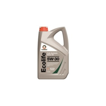 Image for Comma Ecolife 5w-30 Fully Synthetic Oil - 5 Litres