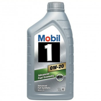 Image for Mobil 1 Advanced FE Oil 0W-20 1 Litre