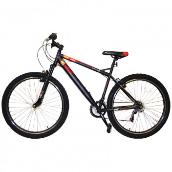 "Image for Hardtail Mountain Bike - Black - 27.5"" Wheels"