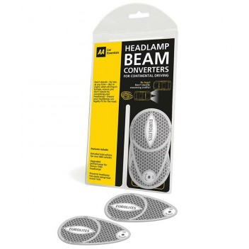 Image for Headlight Beam Convertors - Pack of 2