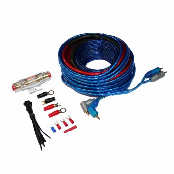 Image for Complete Amplifier Wiring Kit 8 Guage