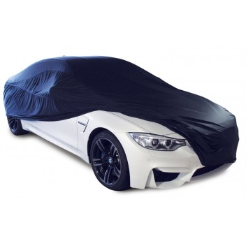 Image for Indoor Car Cover Large Black