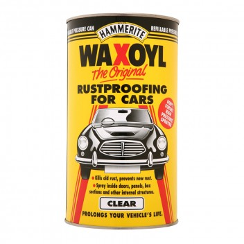 Image for Waxoyl - Clear - 2.5 Litres