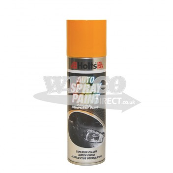 Image for Holts Dark Yellow Spray Paint 300ml (HDYE01)