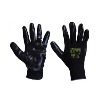 Image for Nitestar Medium Nitrile Work Gloves