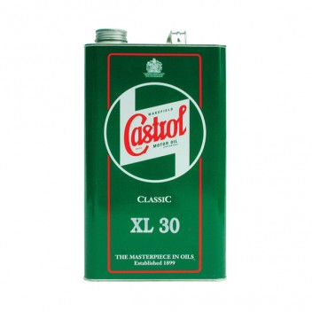 Image for Castrol Classic XL30 Engine Oil - 4.54 Litres