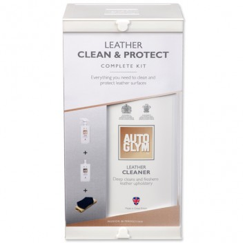 Image for Autoglym - Leather Clean and Protect Complete Kit