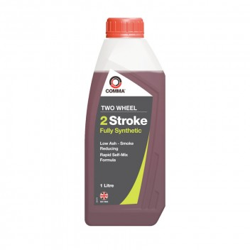 Image for Two Wheel 2 Stroke Fully Synthetic Oil - 1 Litre